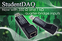 new-studentdaq-version-adds-quarter-bridge-inputs-for-more-precise-measurements